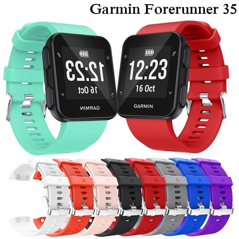 Dây Zin đồng hồ Garmin Forerunner 35