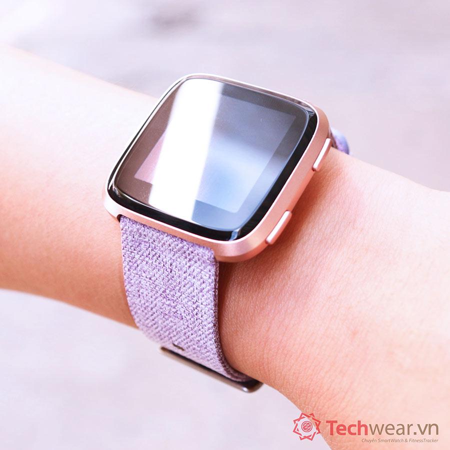 Dây vải cho Fitbit Versa 1/2/Lite