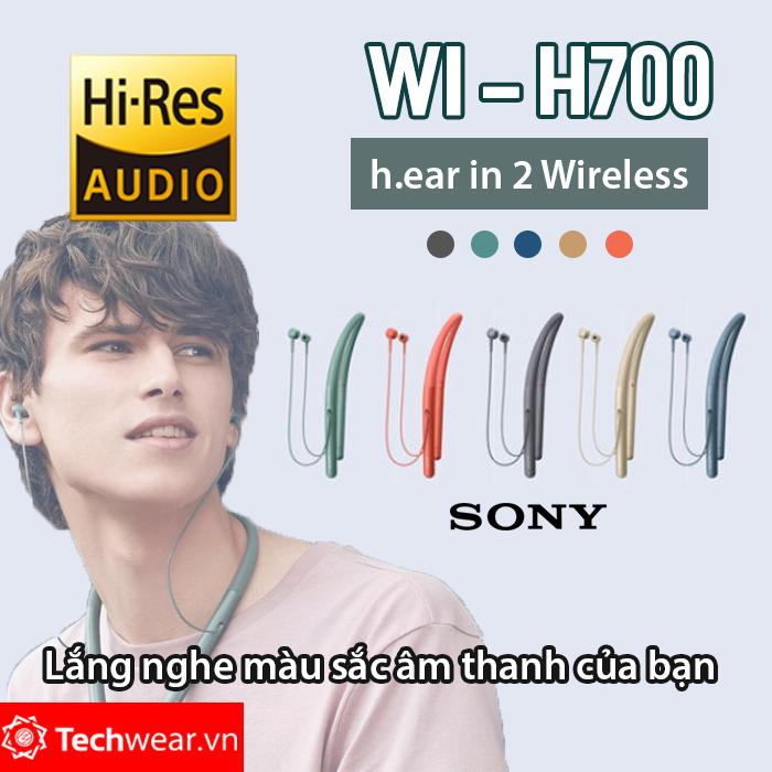 Sony WI-H700