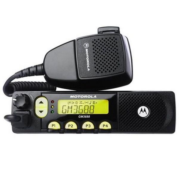 Máy bộ đàm Motorola GM3688 lưu động gắn xe