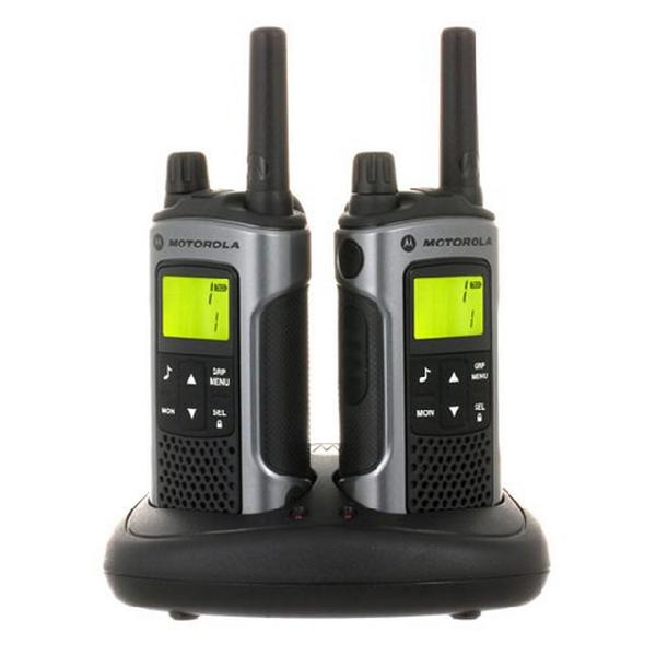 Máy bộ đàm Motorola TLKR T80 phù hợp cho công tác bảo vệ