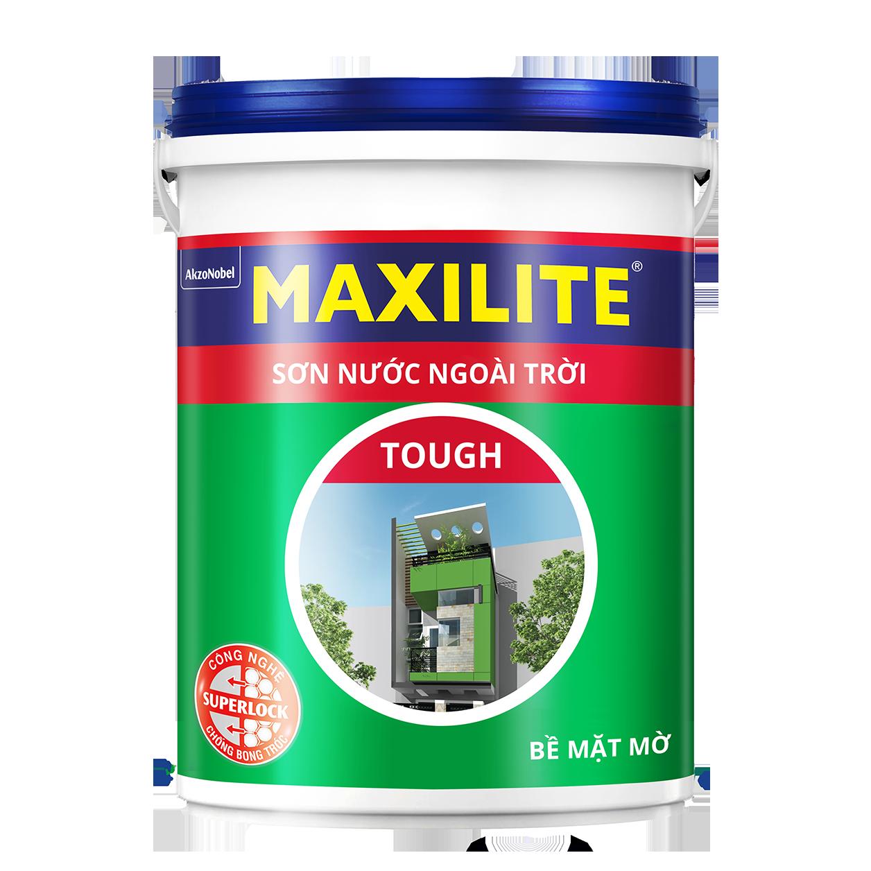 son-maxilite-tough-be-mat-bong-mo-28cb-danh-cho-ngoai-that