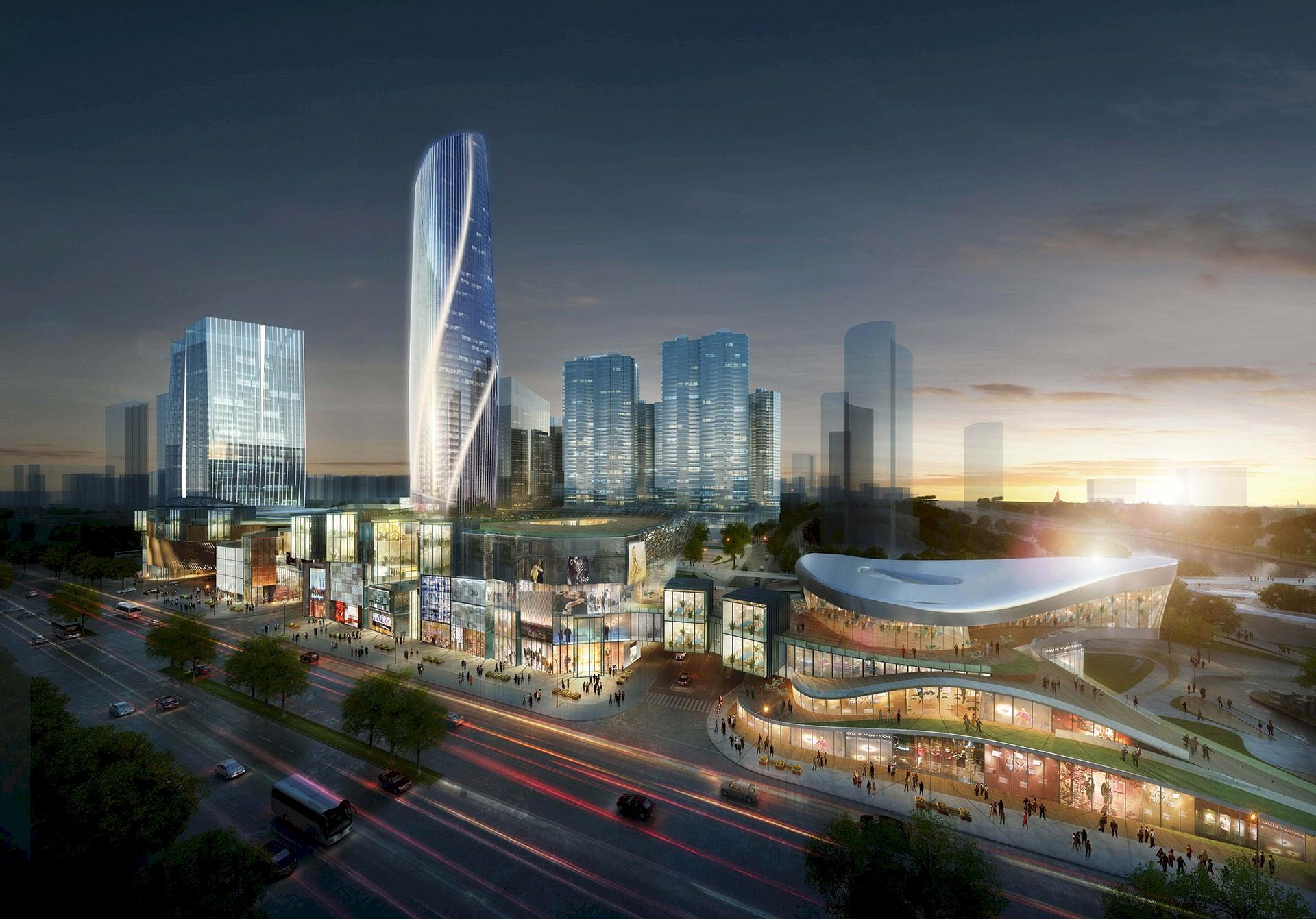 New World Plaza Ningbo