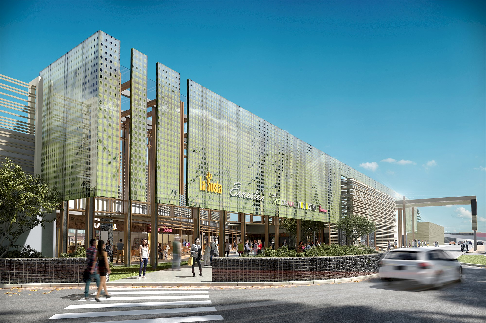 Benoy Announces New Projects in Australia