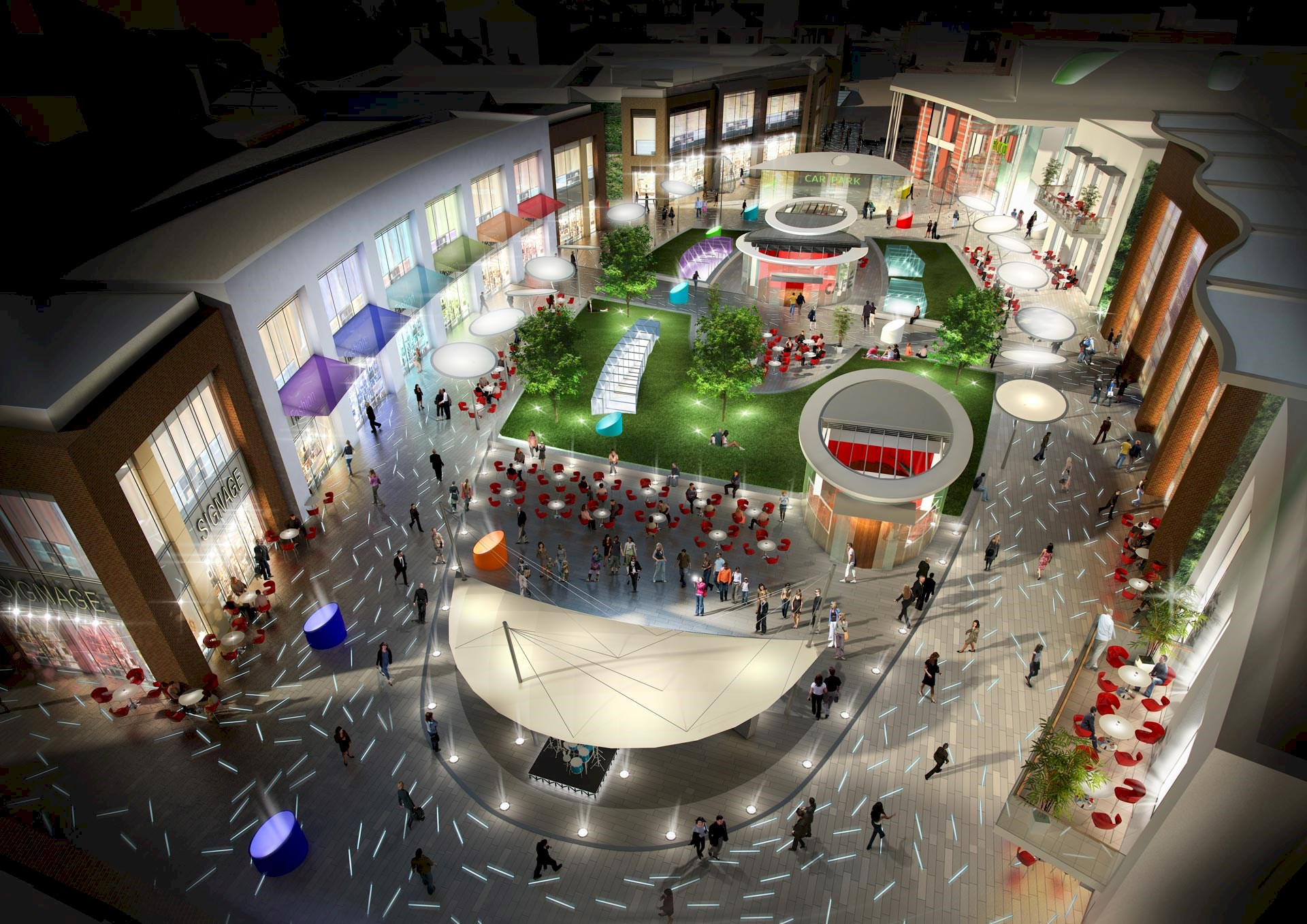 Benoy Appointed on Chesterfield's Northern Gateway Transformation