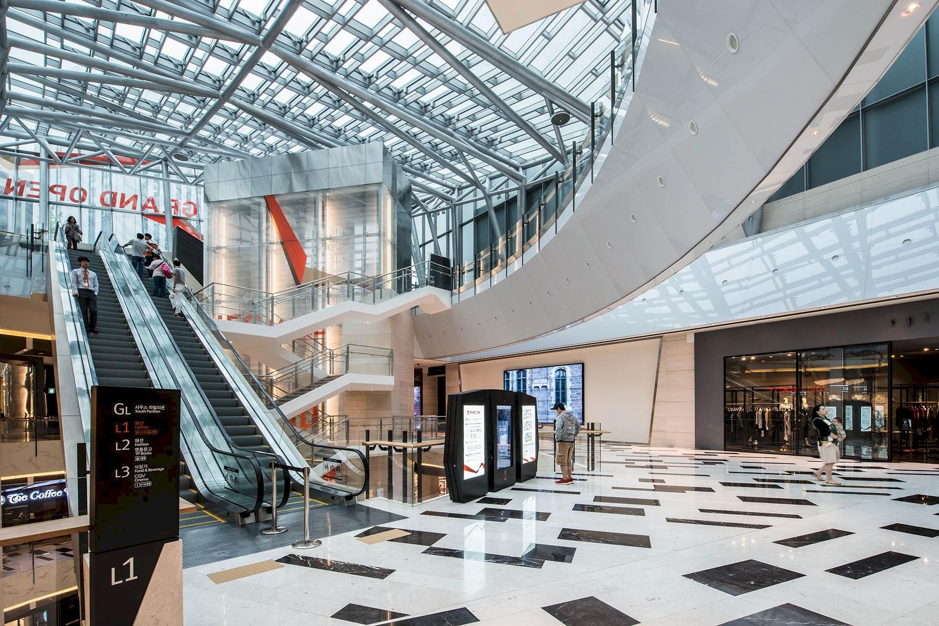Seoul IFC Mall