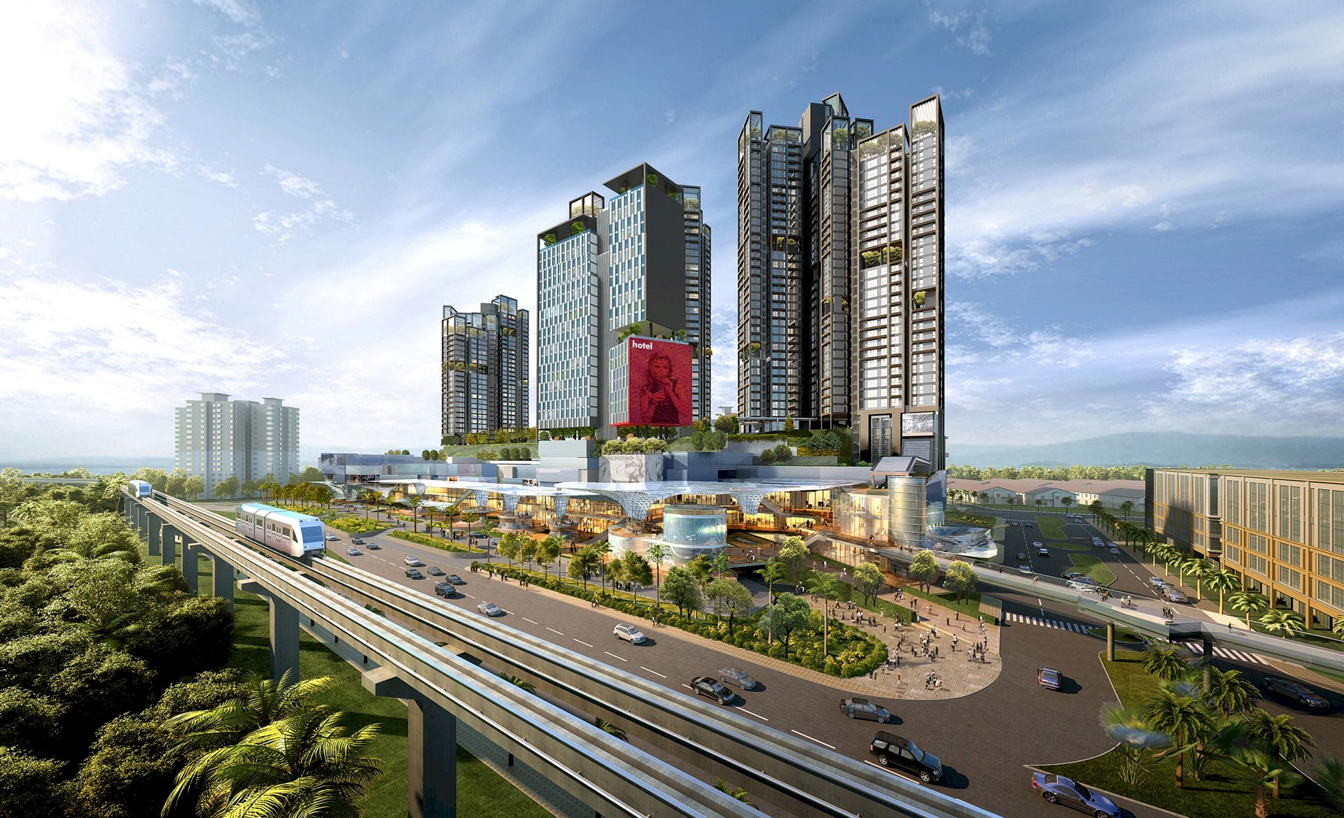 Benoy Strengthens Presence in Malaysia