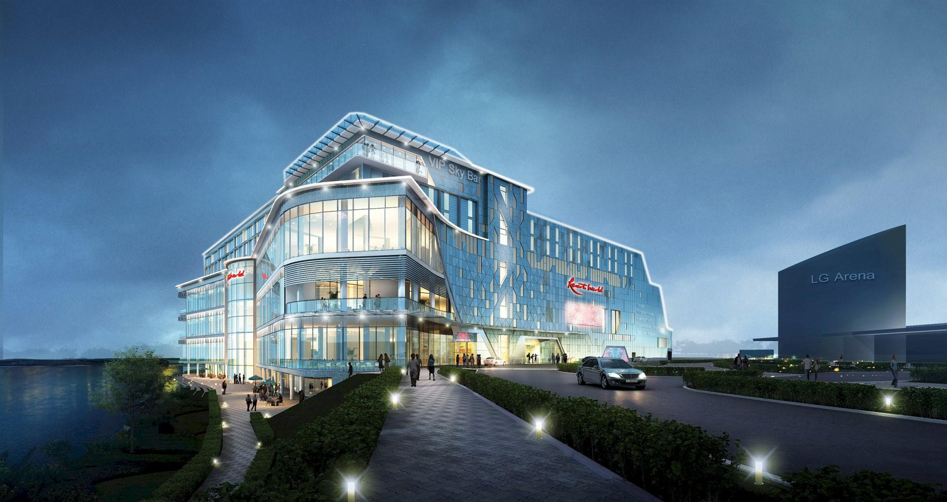 Resorts World at NEC
