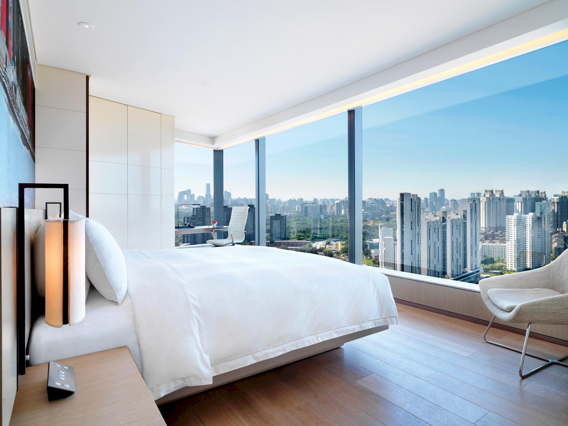 Benoy's New Concept Business Hotel Opens in Beijing