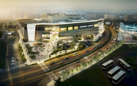 Benoy Launches Two New European Projects On-site
