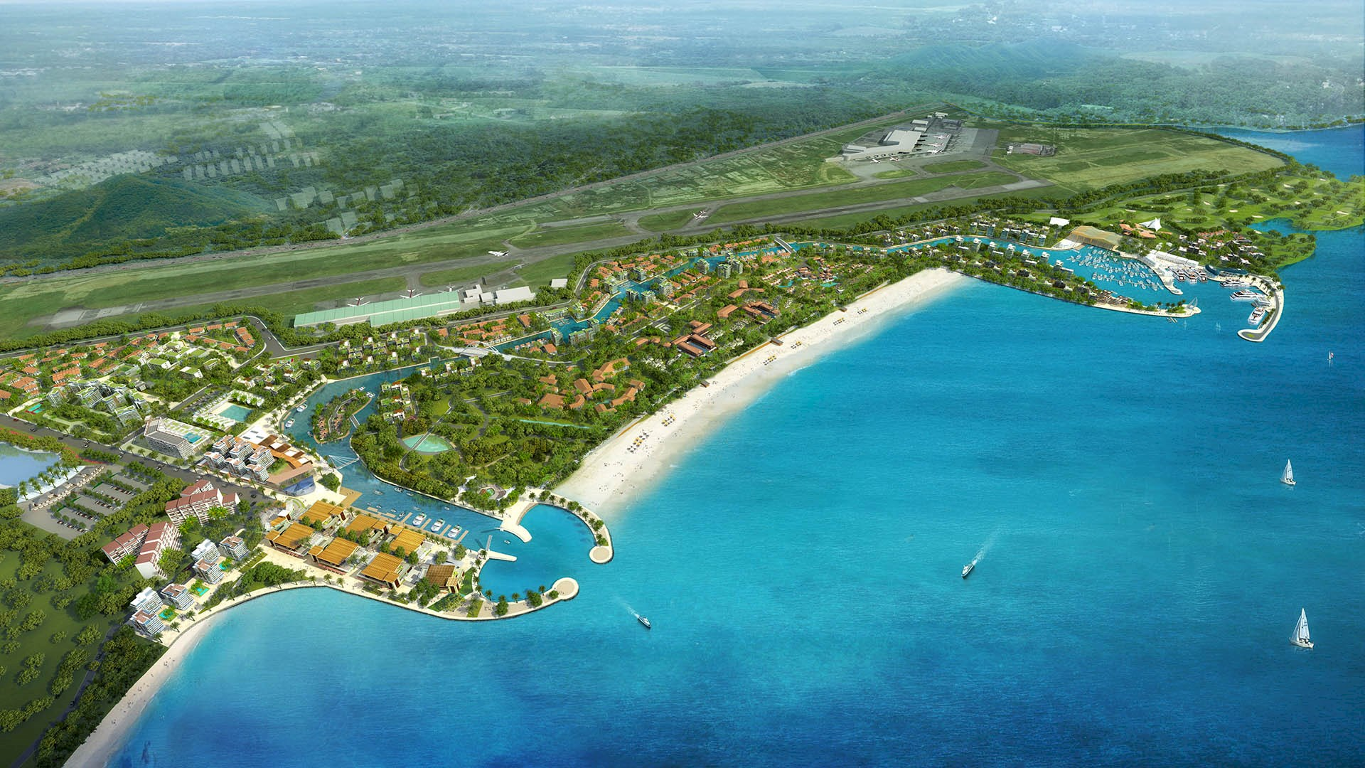 Tanjung Aru Eco Development