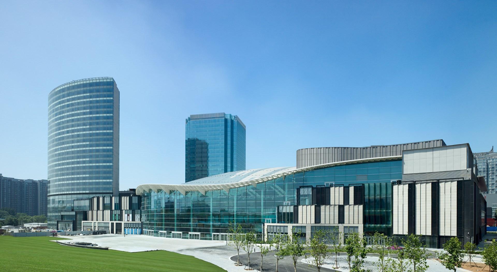 Benoy's INDIGO Opens in Beijing