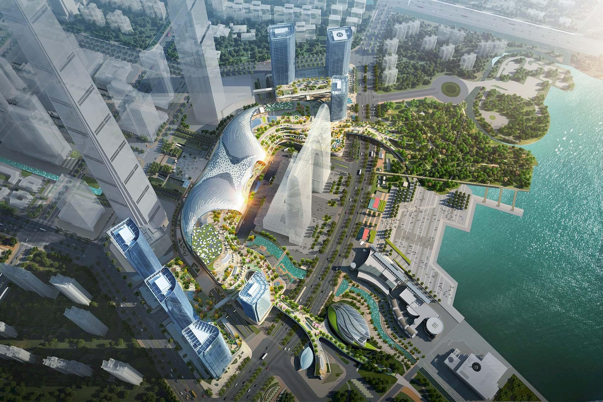 Suzhou Center