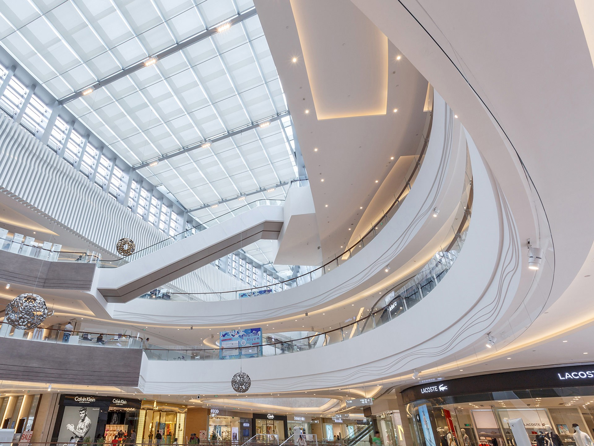 Benoy's First MixC Mall Opens