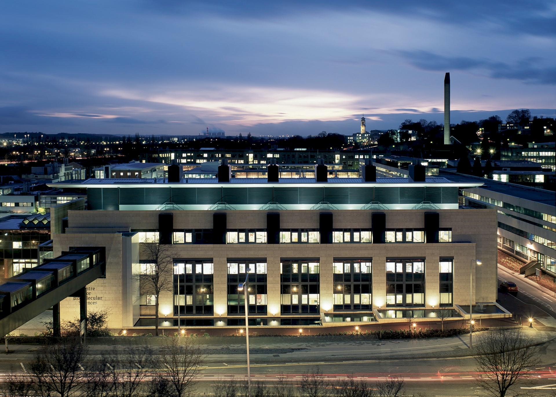 Biomolecular Sciences Building