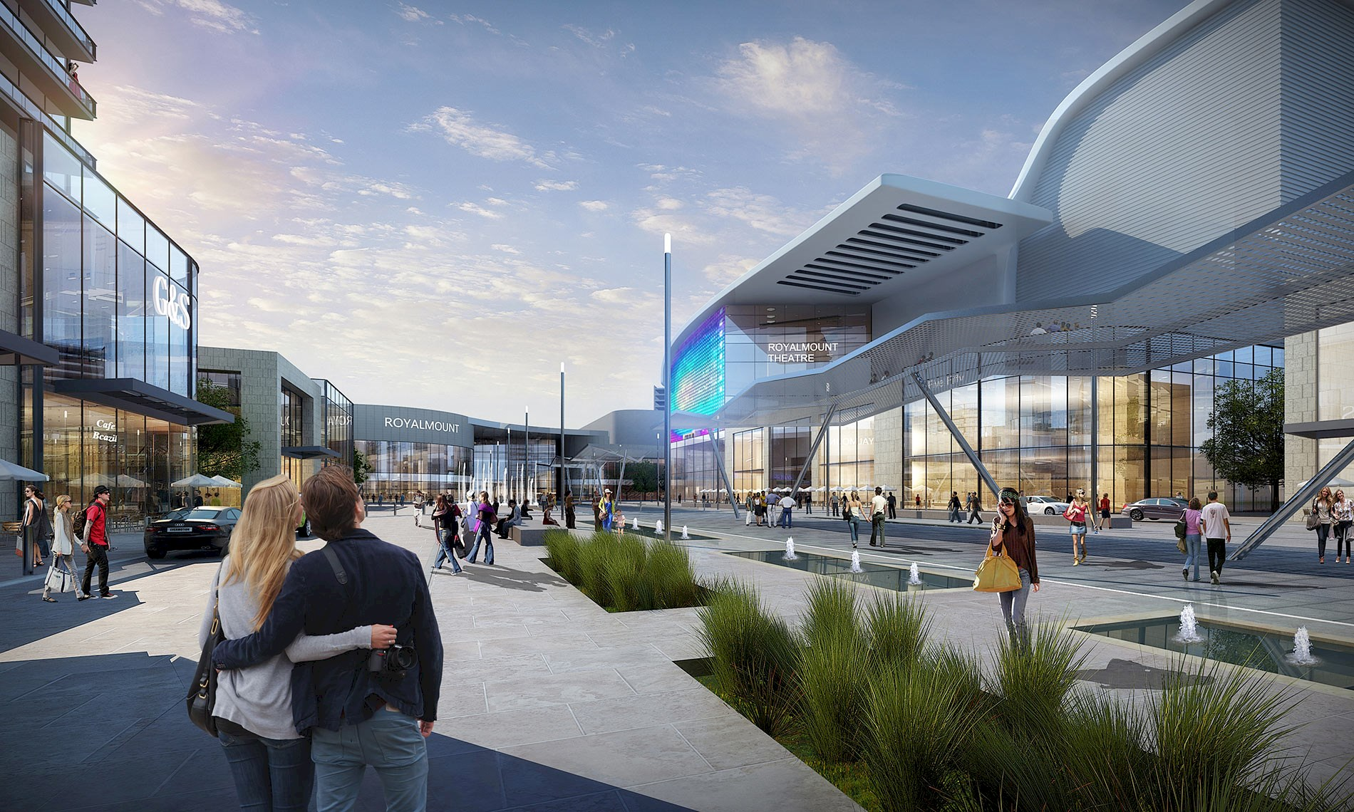 Benoy Launches North American Initiative with Montreal Masterplan
