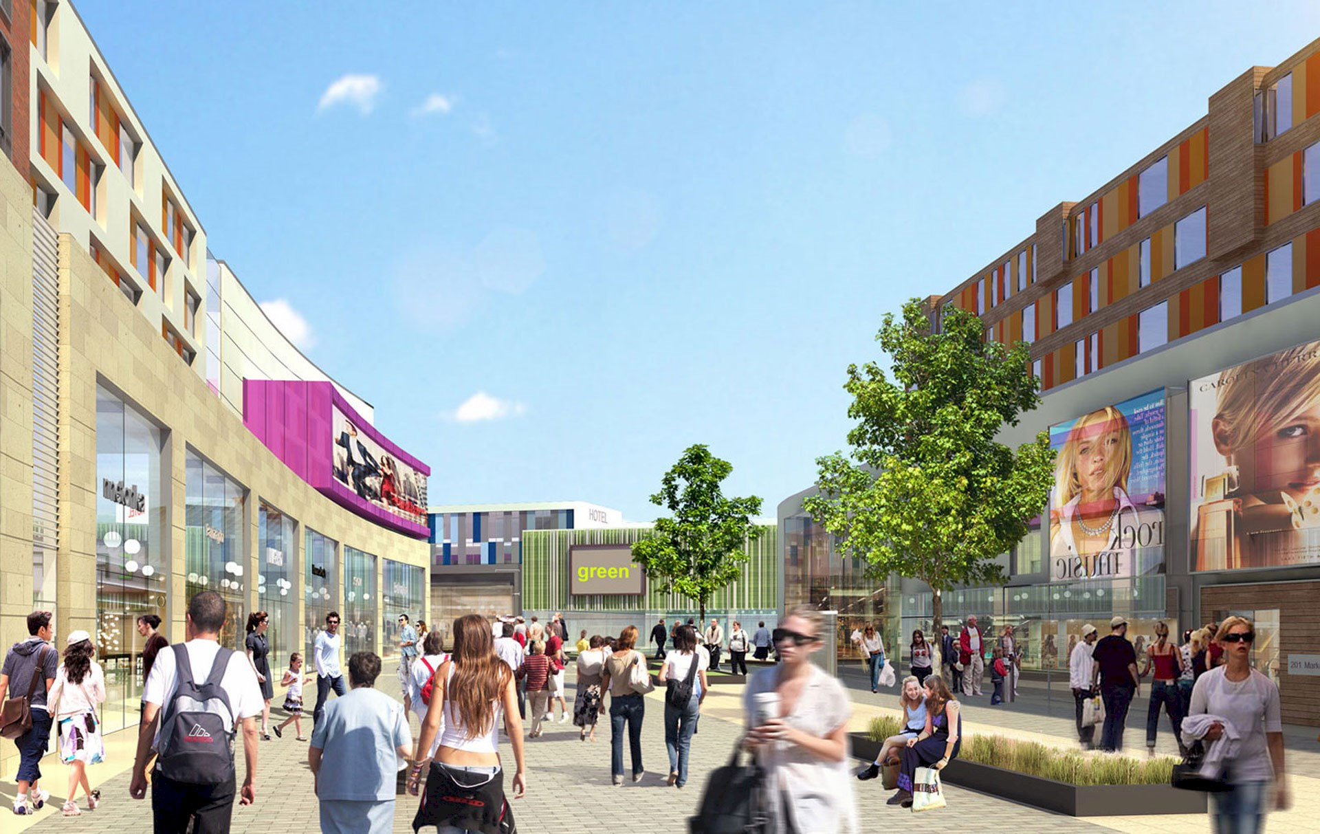 Benoy Working on the Regeneration of Coventry City Centre
