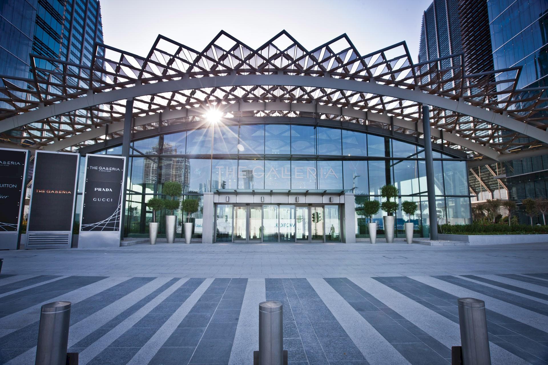 The Galleria on Al Maryah Island Opens