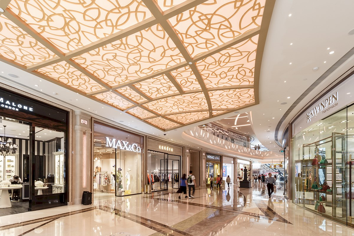 The Promenade by Benoy: Macau's Newest Shopping Destination