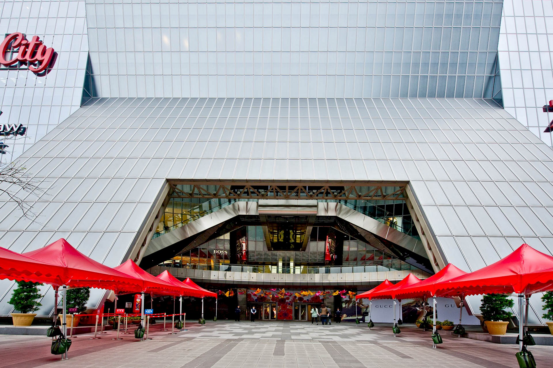 Benoy's First Taiwan Project Megacity Opens