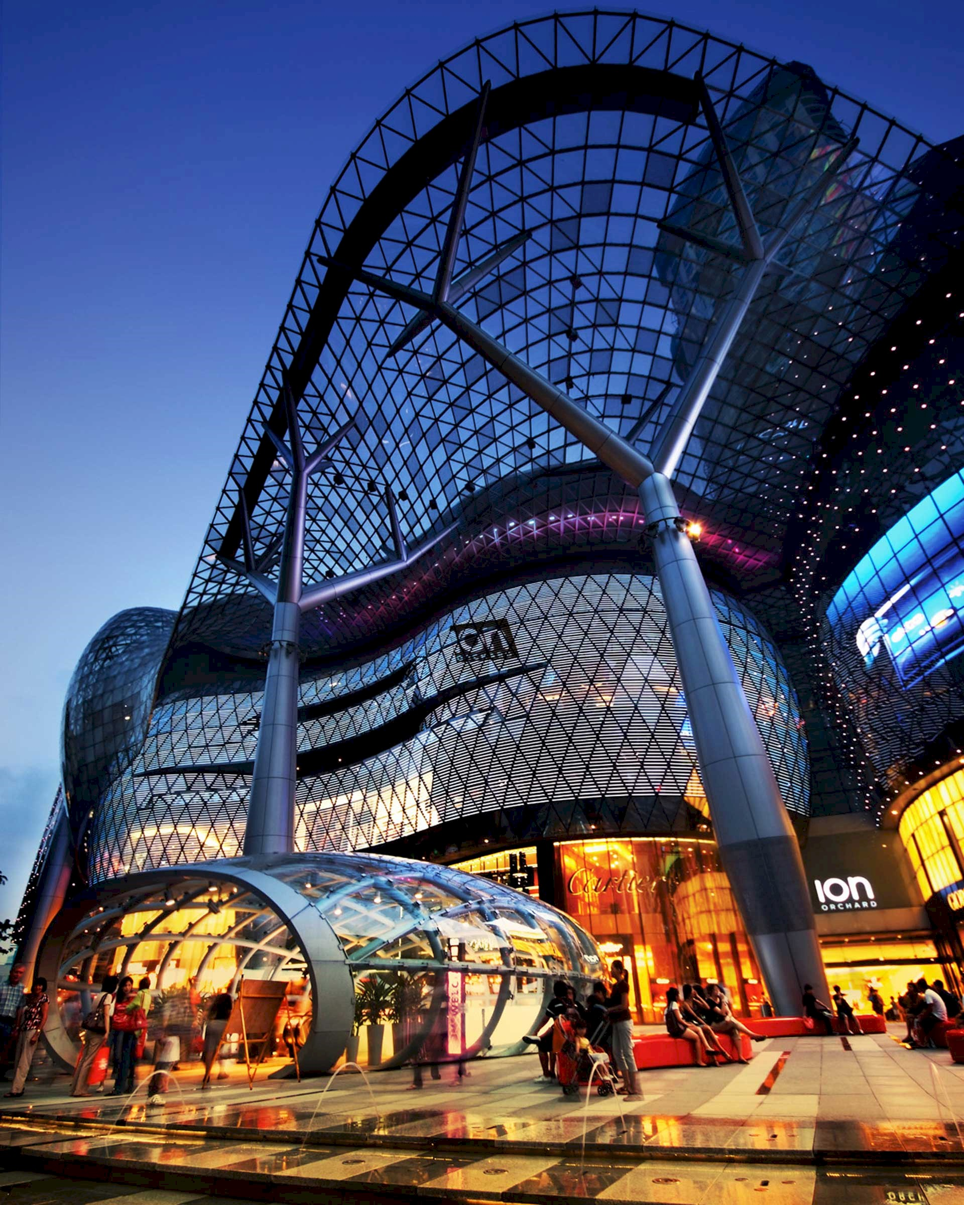 Benoy-designed ION Orchard Collects Prestigious Gold Prix d'Excellence