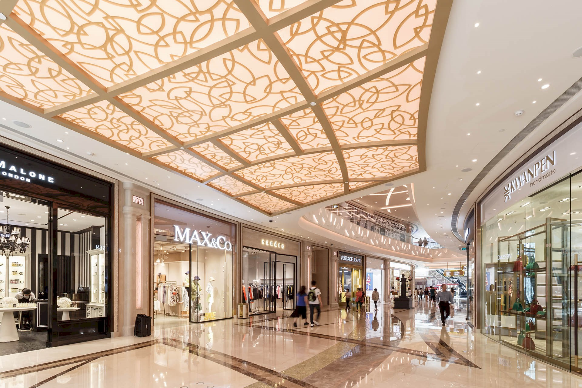 The Promenade at Galaxy Macau
