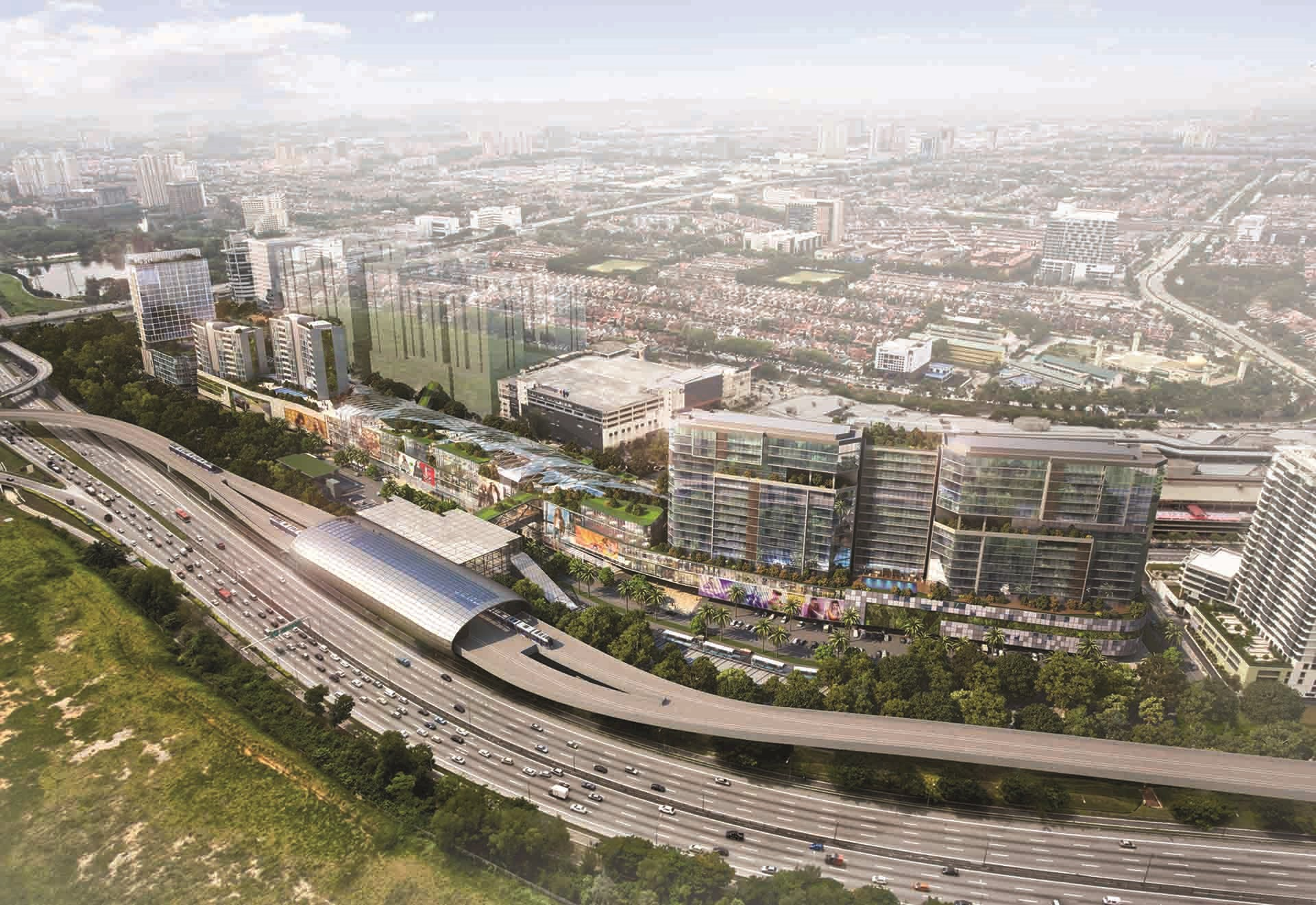 Benoy's Masterplanning in Malaysia and Globally