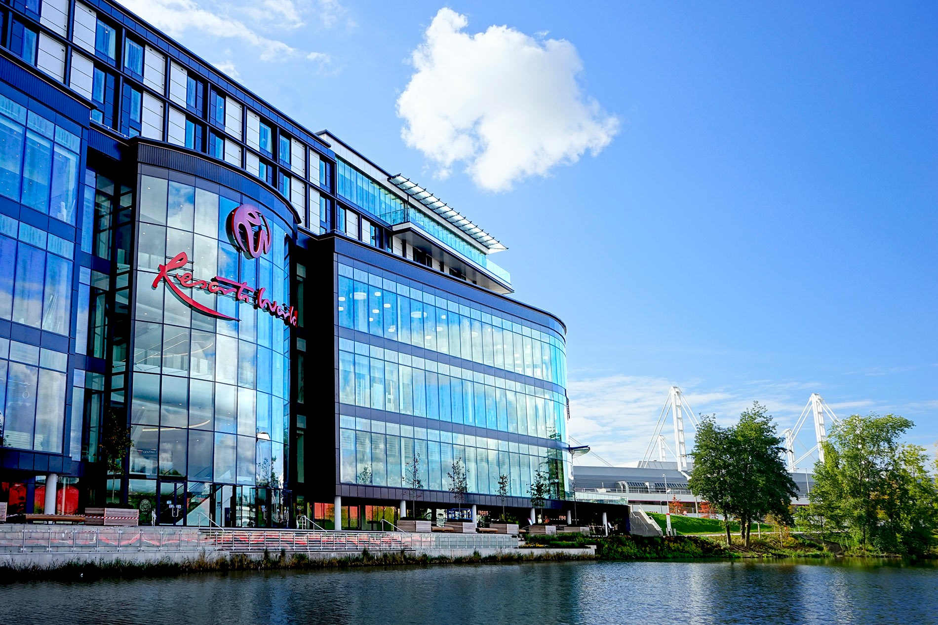 Genting Opens First European Resorts World, Designed by Benoy
