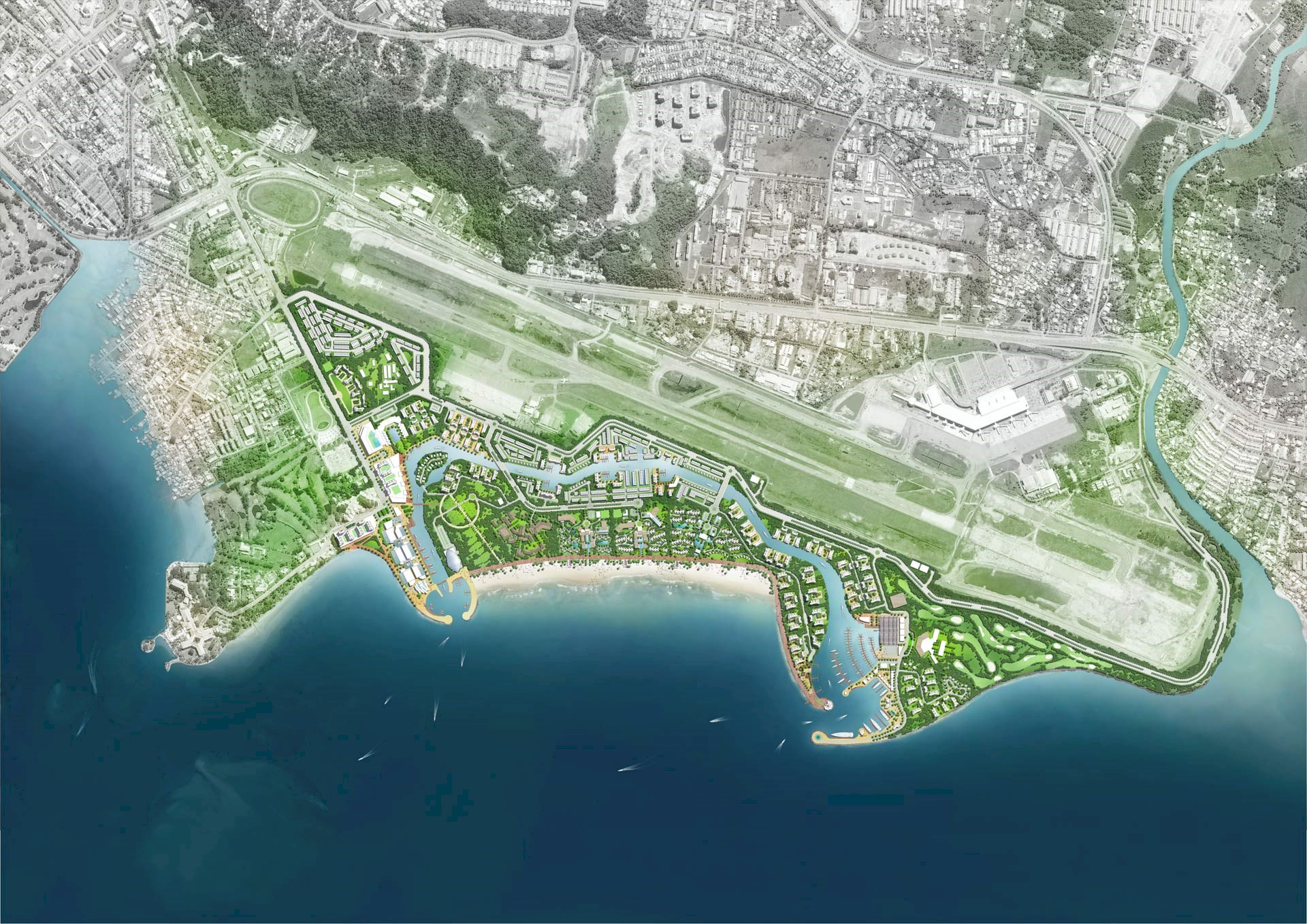Benoy's Tanjung Aru Eco Development is Set to Transform Kota Kinabalu
