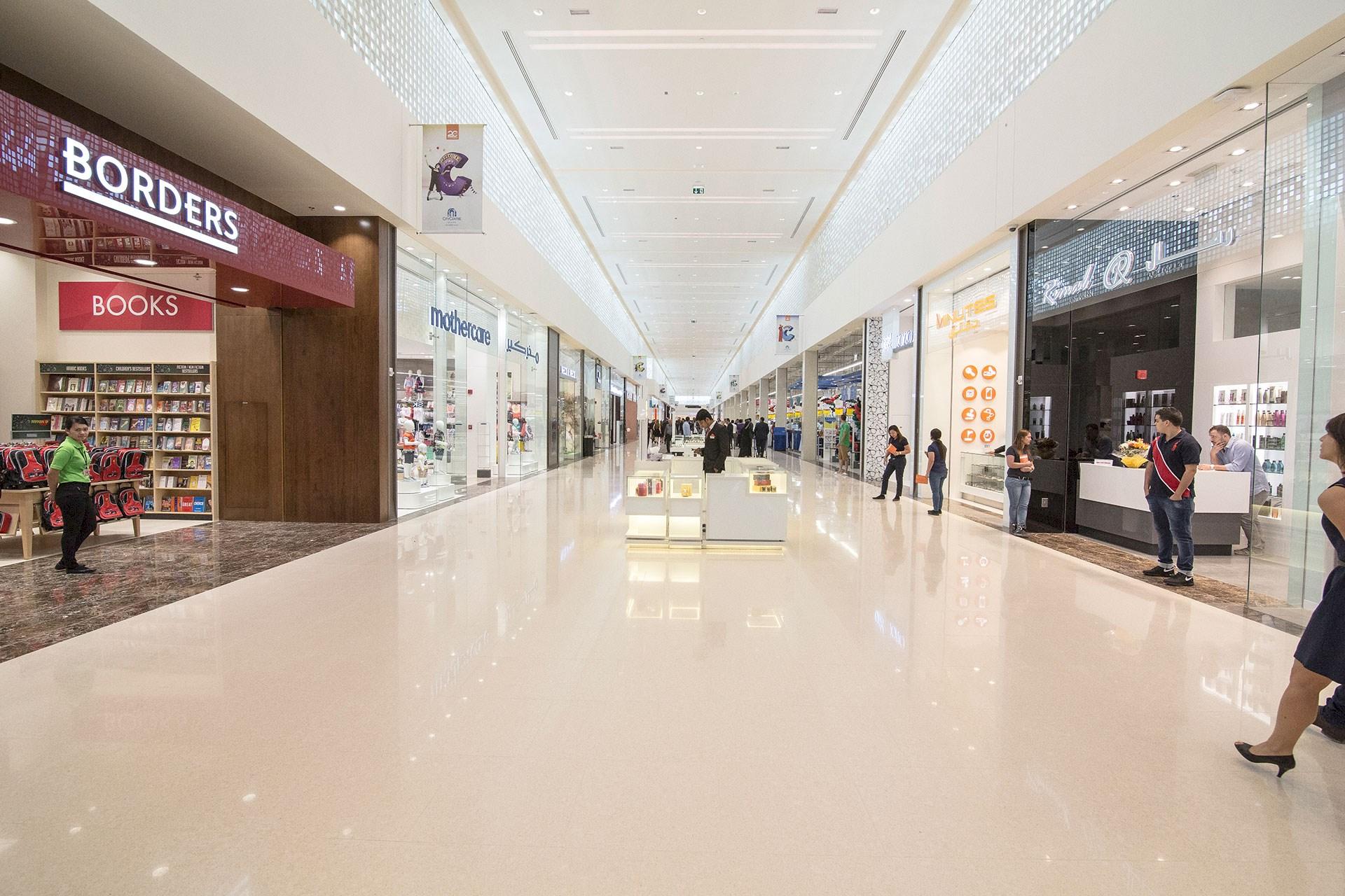 Benoy's City Centre Me'aisem Opens in Dubai