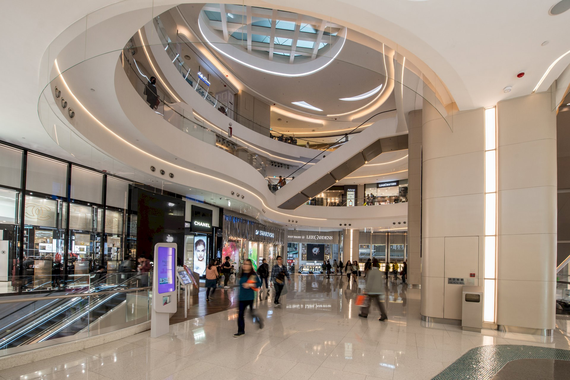Hysan Place Proves to be a Global Contender