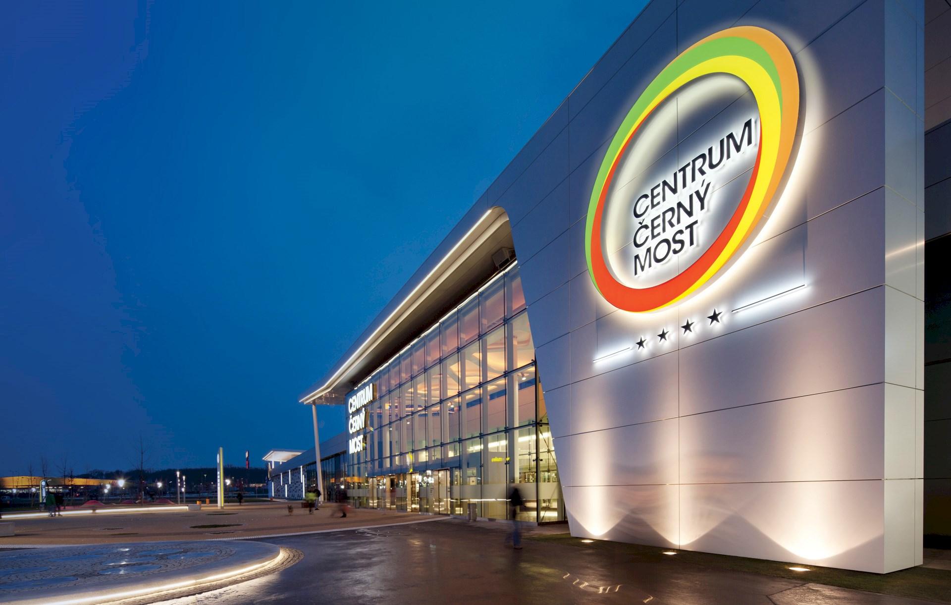 Centrum Černý Most Wins ICSC Europe Award