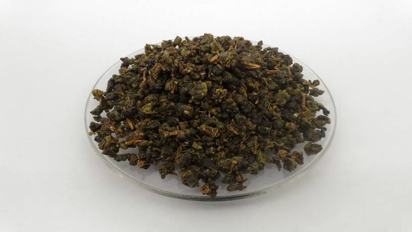 Trà Oolong RangPlantrip Cha mang mùi trà rang rất đặc trưng,hương vị khói lửa đốt đồng, mước trà có màu nâu đậm, vị trà ngọt ngào đậm đà - Ảnh: Sưu tầm