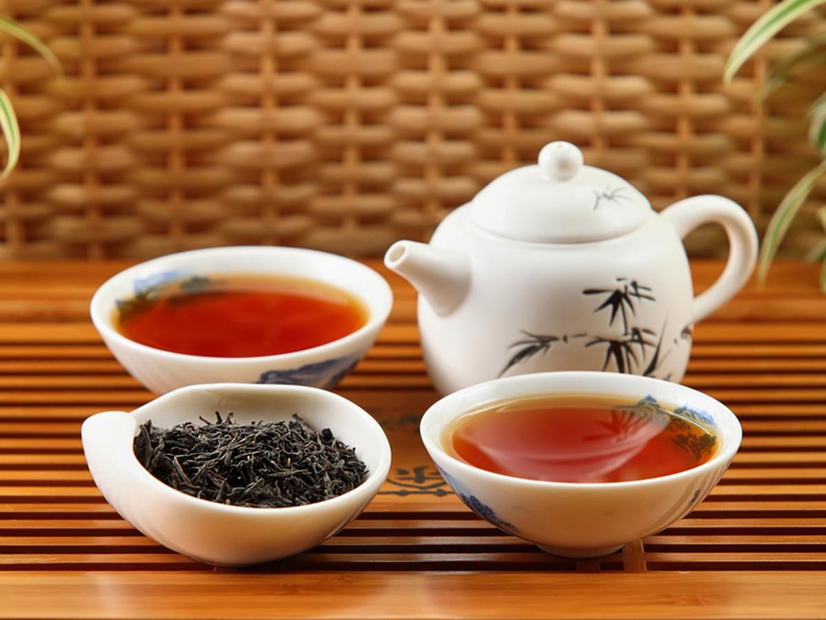 Trà Đại Hồng Bào của Trung Quốc - loại trà đắt nhất thế giới
