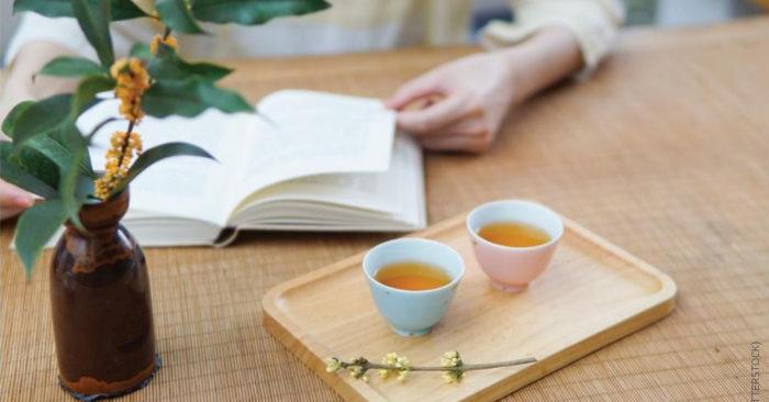 trà mạn tốt cho sức khỏe