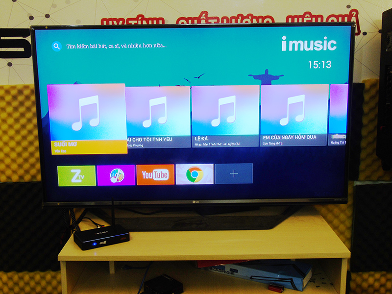 Imusic PlayBox HD5