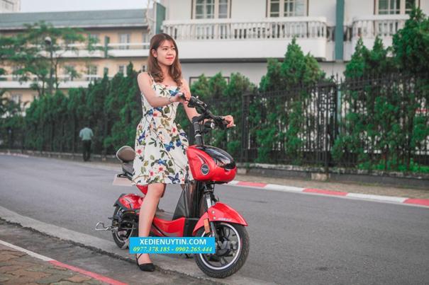 Xe đạp điện Honda M7 chính hãng