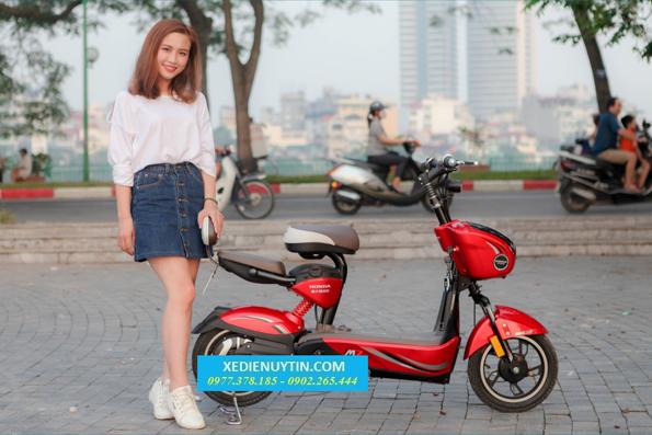 Xe đạp điện Honda M7 nhập khẩu