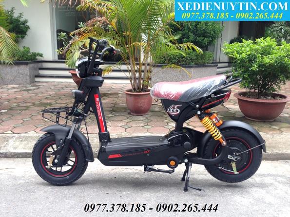 Xe đạp điện Giant m133s mini 2016 mầu đen