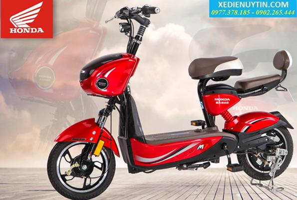 Xe đạp điện Honda M7 nhập khẩu chính hãng