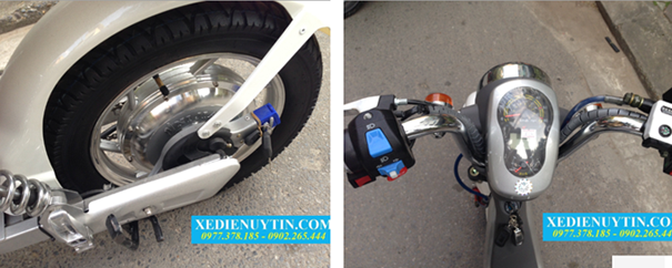 Cách nhận biết xe đạp điện Nijia chính hãng