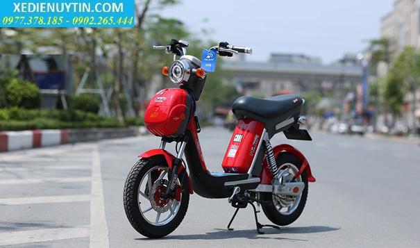 Xe đạp điện Nijia 2018 nhập khẩu chính hãng