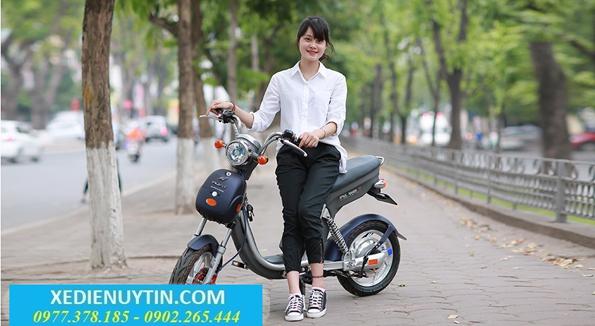 Giá xe đạp điện Nijia S 2017 chính hãng