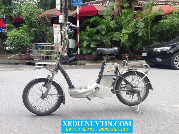Xe đạp điện Bridgestone cũ