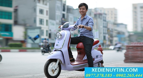 Xe điện Aima New Freedom