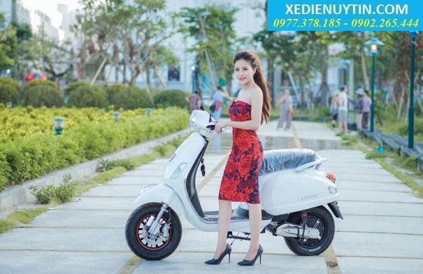 Xe máy điện Vespa Classic 2018 chính hãng