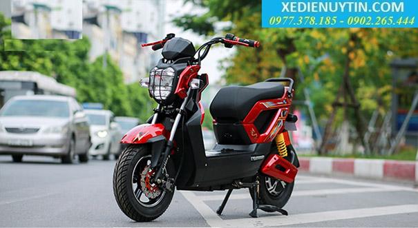 Xe máy điện Zoomer Anbico Ap 1508 mới 2018