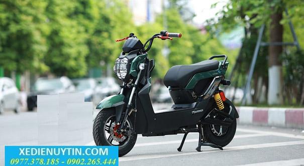 Giá xe điện Zoomer Anbico Ap 1508 xanh bộ đội
