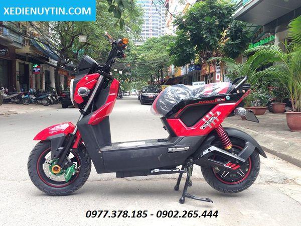Xe máy điện Zoomer Dibao 2017