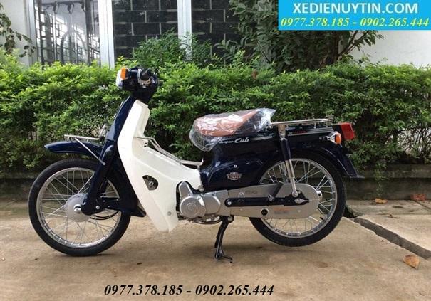 Xe máy Cub 82 Thailand 50cc